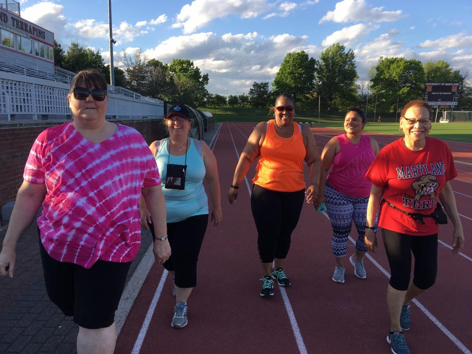 PGRC Walking Group