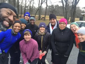 Saturday Club Run @ Greenbelt Park (Sweetgum Picnic Area)