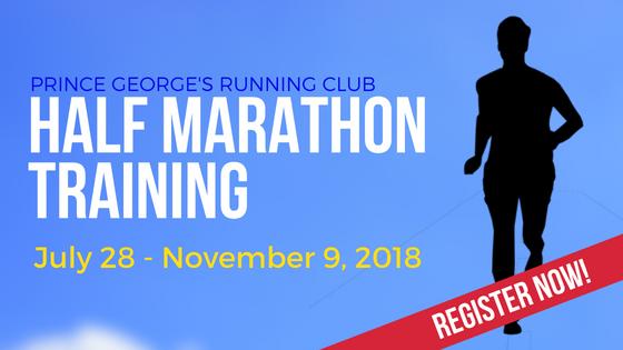 2018 PGRC Fall Half Marathon Training Program