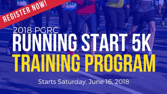 2018 Running Start 5K Program