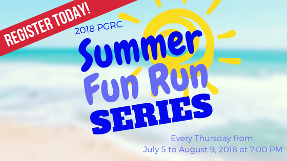2018 PGRC Summer Series