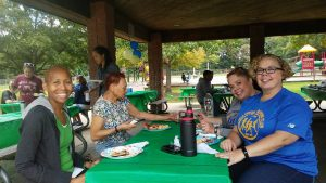 Annual Picnic and Volunteer Recognition @ Watkins Regional Park, Picnic Shelter #2
