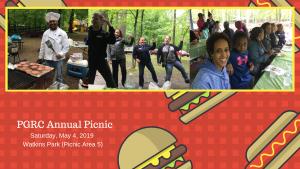 PGRC Annual Picnic @ Watkins Park Picnic Area 5