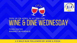 Wine & Dine Wednesday @ Riverdale Towne Center Market