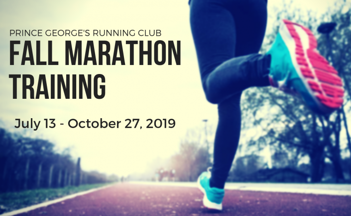 Fall Marathon Training