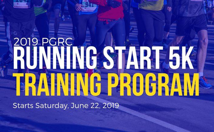 Running Start 5K Program