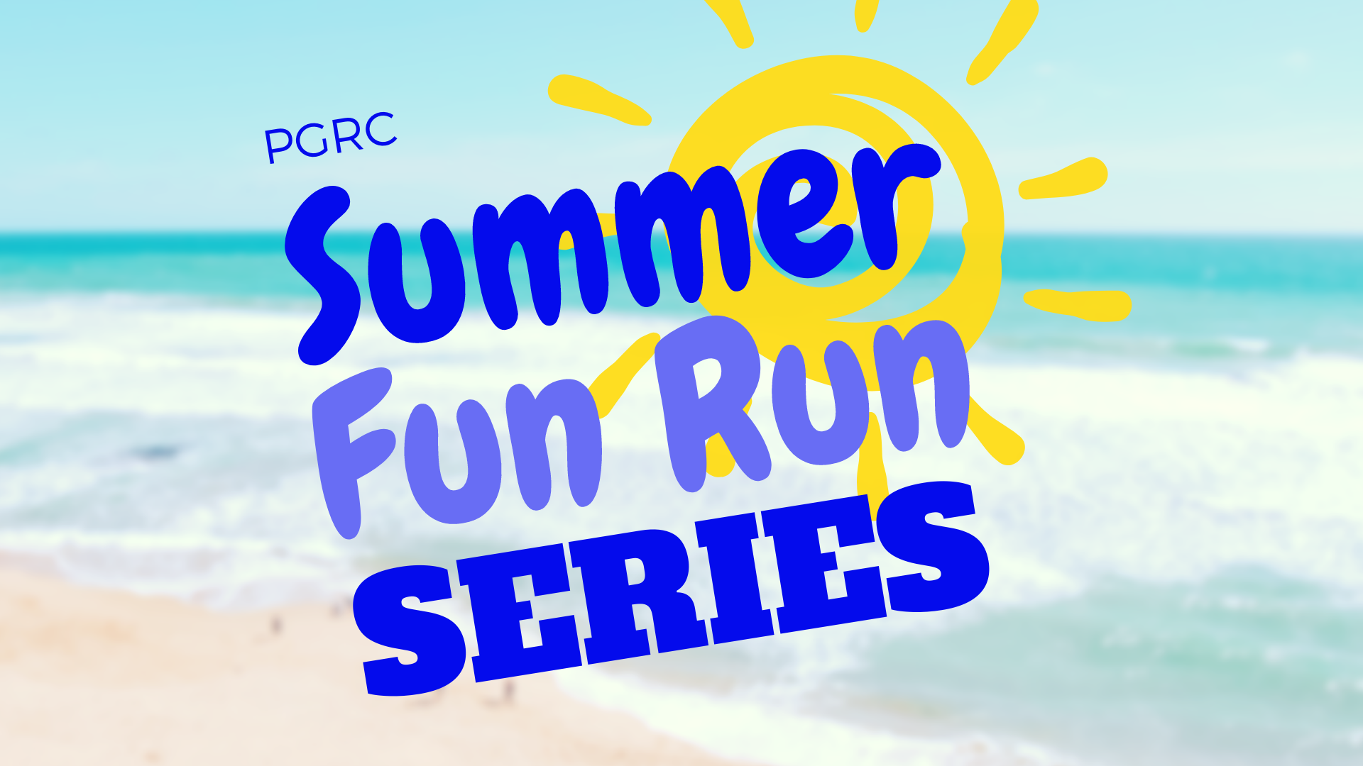 Summer Fun Run Series